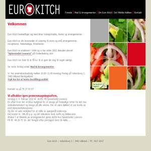 Euro Kitch - Catering, Mad Ud af Huset, Diner Trans