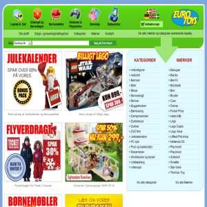 Eurotoys - legetøj online