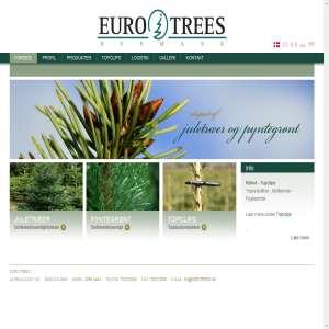 Euro Aps Juletræ Eksport af juletræer og pyntegrønt