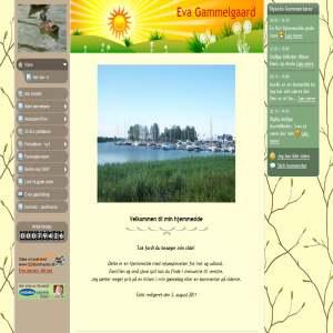 Eva Gammelgaards hjemmeside