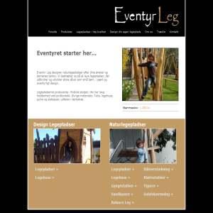 Eventyr Leg - Legepladser og Legehuse i naturtræ