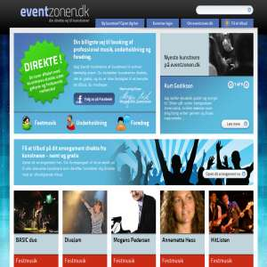 Musik Booking - Eventzonen