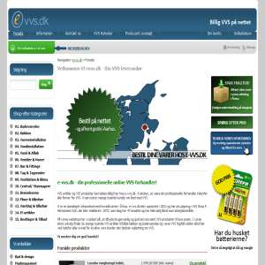 eVVS - Billig VVS på nettet