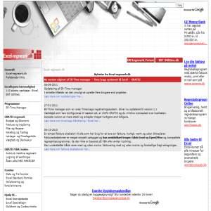 Excel-regneark.dk - Din genvej til mere profesionelle regneark