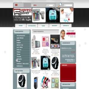 DKs bedste online gavebutik