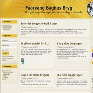 Fårvang Baghus Bryg