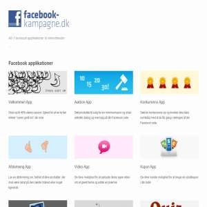 Facebook Kampagner hos DNA-design