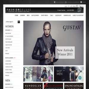 Modetøj - Dametøj - Herretøj. Køb online på FashionDeluxe.dk