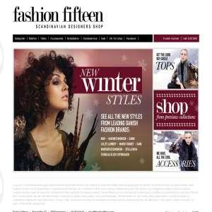 Mode og fashion shop. Danmarks førende modesite