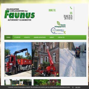 Faunus Anlægsgartner- og Brolæggerfirma