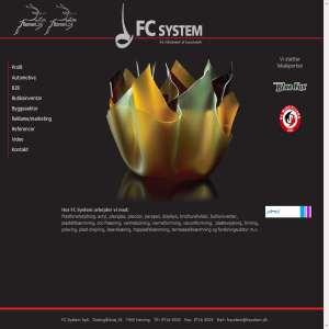 FCS System Acryl Varmeformning Aps