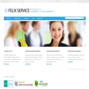 Felix Service Rengøring - Frederiksberg