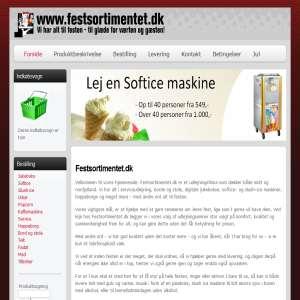Festsortimentet.dk