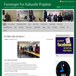FFKP / Forening For Kulturelle Projekter