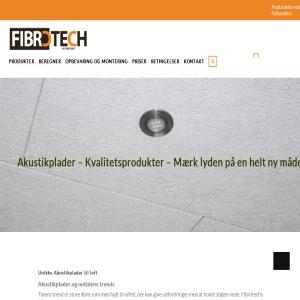 Fibrotech Loftplader