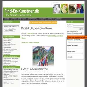 Find-En-Kunstner.dk