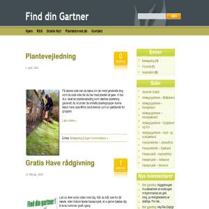 Find din Gartner