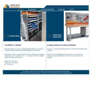 Finnerup - Bilindretning & værkstedsindretning