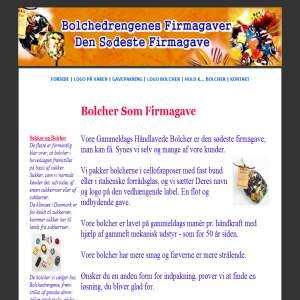Bolchedrengenes Firmagaver