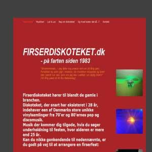 firserdiskoteket.dk