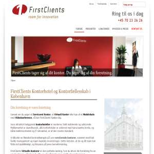 FirstClients kontorhotel