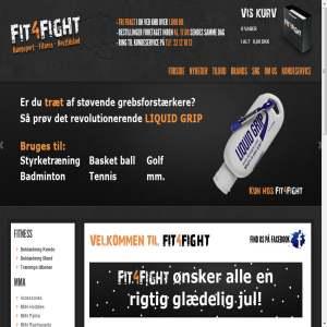 Fit4Fight.dk