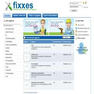 Fixxes markedsplads for håndværkere