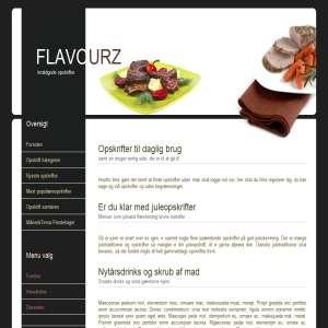 Flavourz Opskrifter