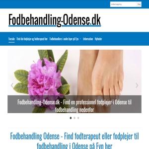 Fodplejer og fodbehandling Odense