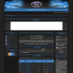 Ford Mondeo - Portal
