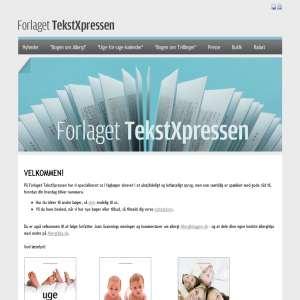 Forlaget TekstXpressen