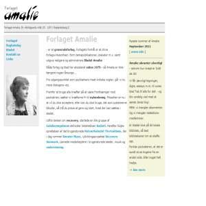 Forlaget Amalie