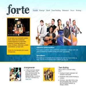 Forte Musik