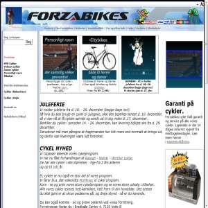 Forza bikes