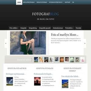 Fotograf Bloggen