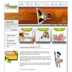 Din grafisk freelancer | Fotology.dk