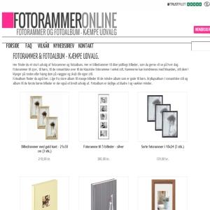 Fotorammer-online.dk