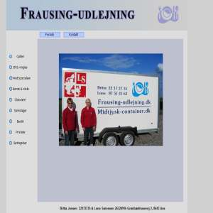 Frausing Udlejning