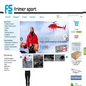 Frimersport
