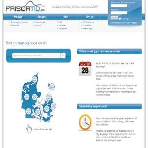 Frisørtid.dk - Online booking
