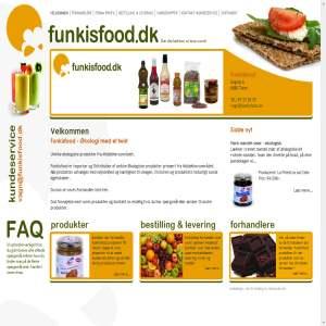 FunkisFood - økologisk mad