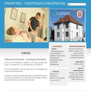 Fysiopunkt - Fysioterapi & Idrætsklinik
