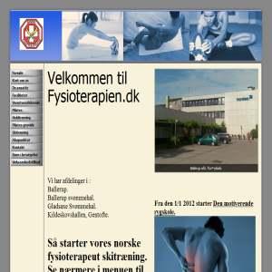 Kildeskovshallens Fysioterapi