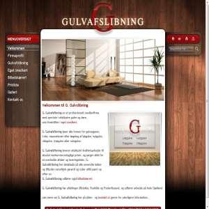 G. Gulvafslibning