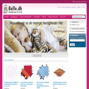 Galle.dk Personlige gaver til de små
