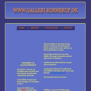 Galleri Kornerup