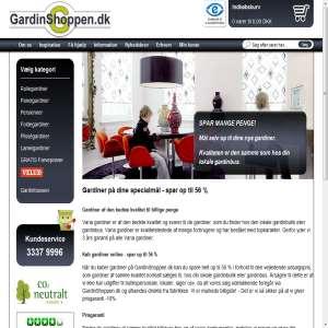 GardinShoppen.dk