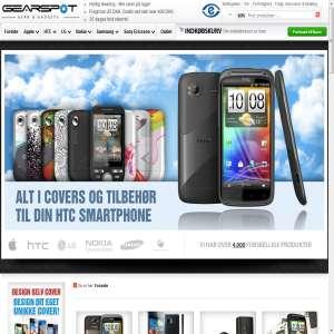 GearSpot.dk - HTC Tilbehør