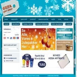 Gefa Art Shop