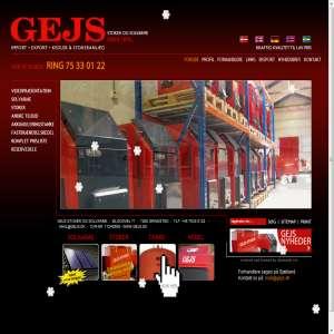 Gejs Trading af 1993 ApS